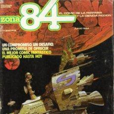 Cómics: ZONA 84 COMPLETA MÁS DOS ESPECIALES SÓLO POSTERS, TAMBIÉN SUELTOS. Lote 103831383