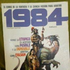 Cómics: 1984 EXTRA Nº 2. TOMO RETAPADO. Lote 103936215