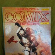 Cómics: COMIX INTERNACIONAL ANTOLOGIA CON NUMEROS 28, 29 Y 37. Lote 104020759