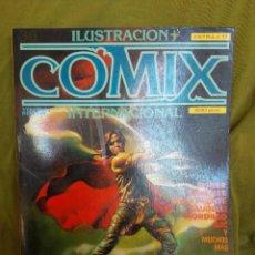 Cómics: COMIX INTERNACIONAL EXTRA 11 CON NUMEROS 36, 37 Y 38. Lote 104020915