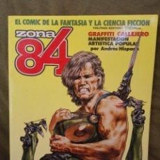 Cómics: ZONA 84 EXTRA 12 CONTIENE NUMEROS 35,36 Y 37. Lote 104043819