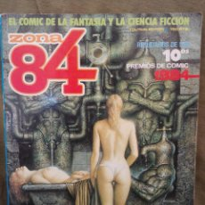 Cómics: ZONA 84 RETAPADO 56,57 Y 58. Lote 104044071