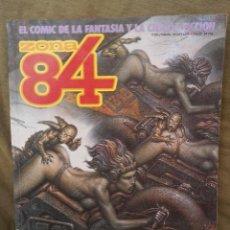 Cómics: ZONA 84 RETAPADO 44, 45 Y 46. Lote 104044095