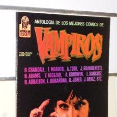 Cómics: JOYAS DE CREEPY ANTOLOGIA DE LOS MEJORES COMICS DE VAMPIROS - TOUTAIN -. Lote 104305855