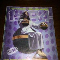 Cómics: COMIC 1984, EDITORIAL TOUTAIN 1983, EDICION LIMITADA PARA COLECCIONISTAS. Lote 105122908