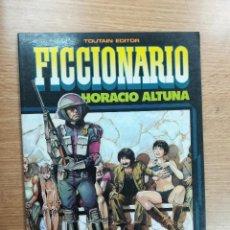 Cómics: FICCIONARIO (HORACIO ALTUNA). Lote 105273095