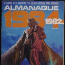 Cómics: COMIC 1984: ALMANAQUE 1982 - TOUTAIN. Lote 105593063