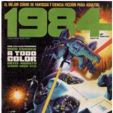 Cómics: 1984 . COLECCION COMPLETA: 64 NUMEROS. TOUTAIN . BUEN ESTADO . Lote 105669107