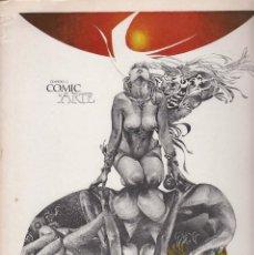 Cómics: CUANDO EL COMIC ES ARTE: FERNANDO FERNANDEZ (TOUTAIN,1980) - PRIMERA EDICION. Lote 105760395