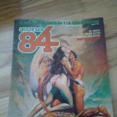 Cómics: RETAPADO ZONA 84 EDITORIAL TOUTAIN CONTIENE LOS NUMEROS 50 51 52. Lote 106576387