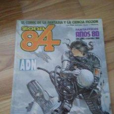 Cómics: RETAPADO ZONA 84 EDITORIAL TOUTAIN CONTIENE LOS NUMEROS 65 66 67. Lote 106576427