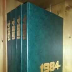 Cómics: COMIC 1984 TOUTAIN, 4 TOMOS, NUMEROS 1 A 18 Y 61 A 64. Lote 111969960