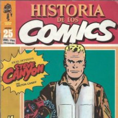Cómics: VE15- LOTE DE 4 HISTORIA DE LOS COMICS. COMA. EDIT. TOUTAIN. 1982/83. NUEVOS. Lote 107588231