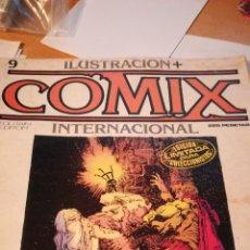 Cómics: COMIX INTERNACIONAL NÚMERO 9. Lote 107838719