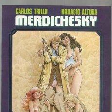 Cómics: MERDICHESKY, 1987, TOUTAIN, BUEN ESTADO. Lote 174099203