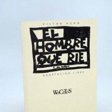 Fumetti: EL HOMBRE QUE RÍE WOCETOS (FERNANDO F. DE FELIPE) TOUTAIN EDITOR, 1992. OFRT. Lote 291428783