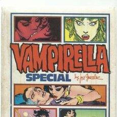 Cómics: VAMPIRELLA SPECIAL, 1977, TOUTAIN, BUEN ESTADO. Lote 108401923