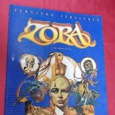 Cómics: ZORA Y LOS HIBERNAUTAS. FERNANDO FERNANDEZ. TOUTAIN. 1983.. Lote 108674703