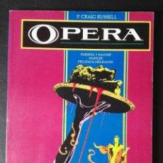 Cómics: ÓPERA - CRAIG P. RUSSELL - TOUTAIN - ÁLBUM . Lote 108756891