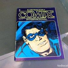 Cómics: ILUSTRACIÓN + COMIX INTERNACIONAL (Nº 3) 1980. Lote 108836455