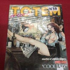 Cómics: TOTEM EL COMIX NUMERO 38 BUEN ESTADO REF.34B. Lote 109229395