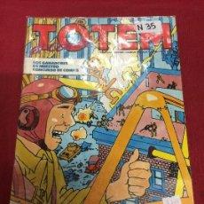 Cómics: TOTEM EL COMIX NUMERO 35 BUEN ESTADO REF.34B. Lote 109229415
