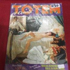 Cómics: TOTEM EL COMIX NUMERO 30 BUEN ESTADO REF.34B. Lote 109229431