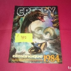 Cómics: CREEPY ALMANAQUE 1984. Lote 109270083