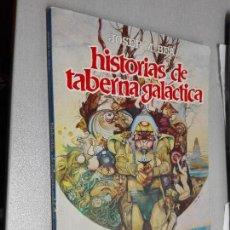 Cómics: HISTORIAS DE TABERNA GALÁCTICA / JOSEP M. BEA / TOUTAIN ED.. Lote 109337551