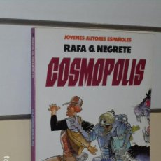 Cómics: COSMOPOLIS JOVENES AUTORES ESPAÑOLES RAFA G. NEGRETE - TOUTAIN - OFERTA. Lote 109494099