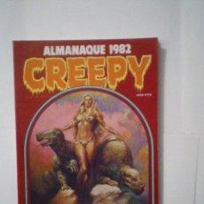 Cómics: CREEPY - ALMANAQUE 1982 - BE - GORBAUD - CJ 79. Lote 109494455