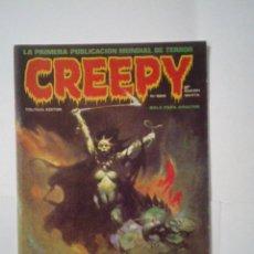 Cómics: CREEPY - NUMERO 6 - SEGUNDA EDICION - MBE - CJ 78 - GORBAUD. Lote 109495007