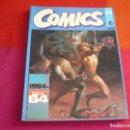 Cómics: COMICS 6 RETAPADO 1984 CREEPY ZONA 84 ¡BUEN ESTADO! TOUTAIN. Lote 109532819