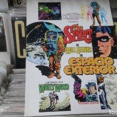 Cómics: THE SPIRIT DE WILL EISNER EN ESPACIO EXTERIOR.ILUSTRADO POR WALLY WOOD. Lote 110190867