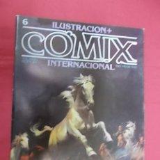 Comics: COMIX INTERNACIONAL. Nº 6. TOUTAIN EDITOR. Lote 110415187
