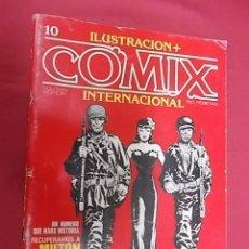 Comics: COMIX INTERNACIONAL. Nº 10. TOUTAIN EDITOR. Lote 110415679