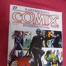 Comics: COMIX INTERNACIONAL. Nº 27. TOUTAIN EDITOR. Lote 110416143