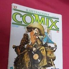 Comics: COMIX INTERNACIONAL. Nº 37. TOUTAIN EDITOR. Lote 110416303