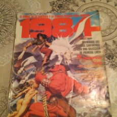 Cómics: COMIC 1984 N° 63 ABRIL 1984. Lote 110586966