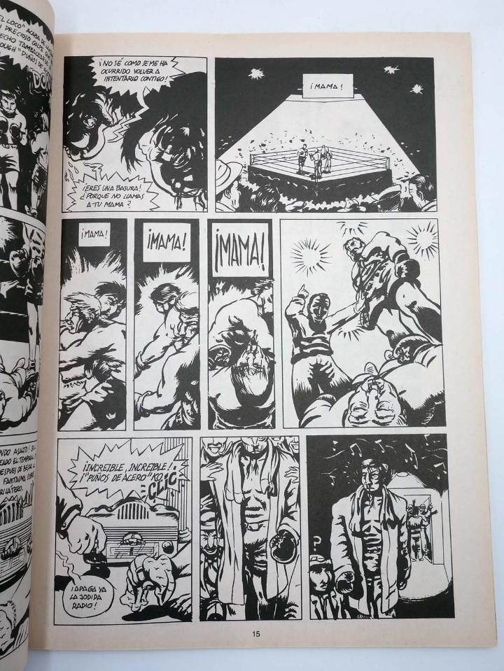 Cómics: TOTEM EL COMIX 39 51 57 65 66. LOTE DE 5 NºS (VVAA) Toutain, 1987. OFRT - Foto 8 - 147678150