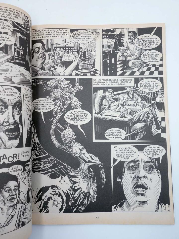 Cómics: TOTEM EL COMIX 39 51 57 65 66. LOTE DE 5 NºS (VVAA) Toutain, 1987. OFRT - Foto 10 - 147678150