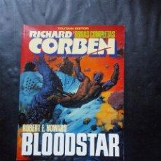 Cómics: BLOODSTAR CORBEN OBRAS COMPLETAS Nº 7 - TOUTAIN. Lote 112219367