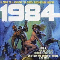 Cómics: 1984, EXTRA NUMERO 3, 300 PÁGINAS TOUTAIN EDITOR 1978 (UN SOLO TOMO). Lote 112700059