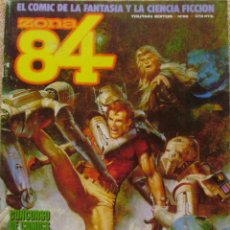 Comic, Zona 84, número 65, Toutain Editor, 1984, Michael Goetze