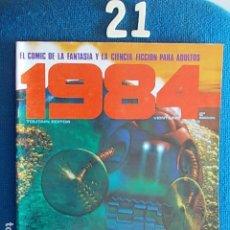 Cómics: COMIC 1984 Nº 21. Lote 113225039