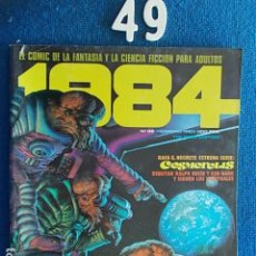 Cómics: COMIC 1984 Nº 49. Lote 113225059