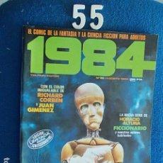 Cómics: COMIC 1984 Nº 55. Lote 113225067