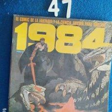 Cómics: COMIC 1984 Nº 47. Lote 113225103