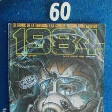 Cómics: COMIC 1984 Nº 60. Lote 113225179