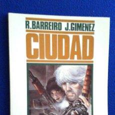 Cómics: CIUDAD 2 - BARREIRO / GIMÉNEZ. Lote 113567227